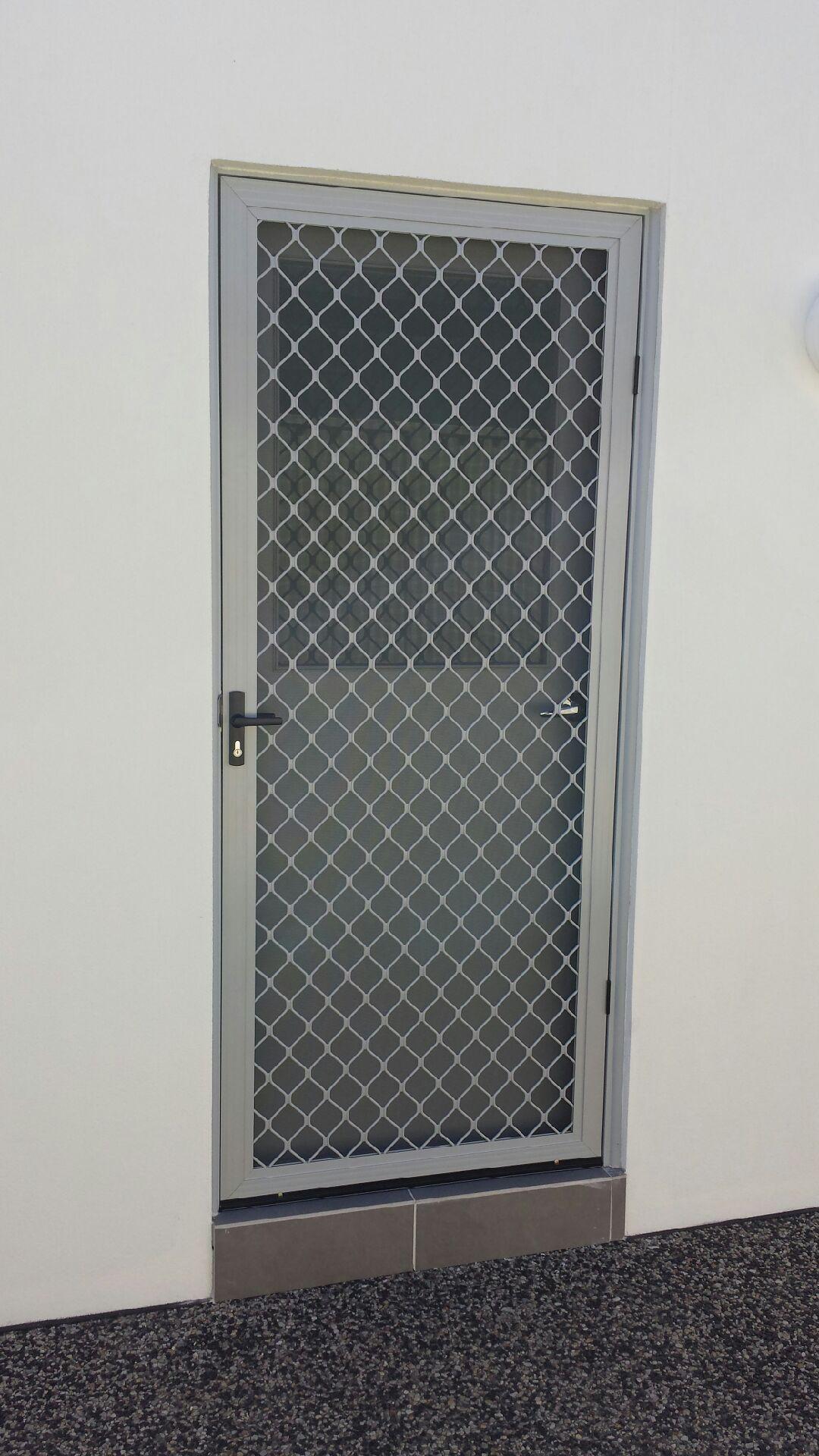 Aluminium Security Doors Amp Screens Hunter Valley Security