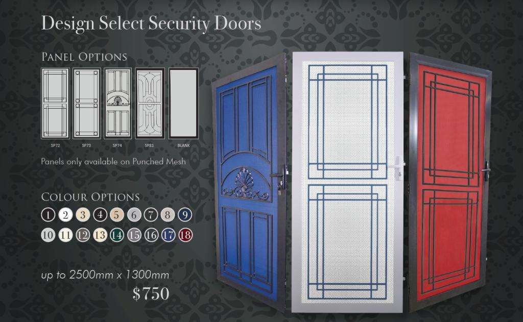 hunter valley security doors